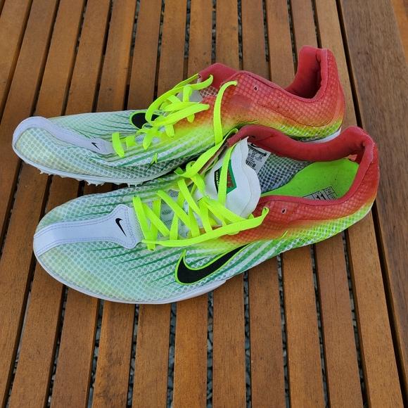 Nike Zoom Mamba 2 Mens 1 Track Spikes